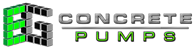 E & G Concrete Pumps | Boom Pumps For Hire, Stationary Pumps For Hire, Concrete Pumps For Sale Logo